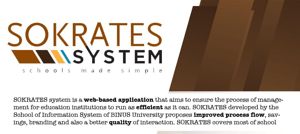 SOKRATES System