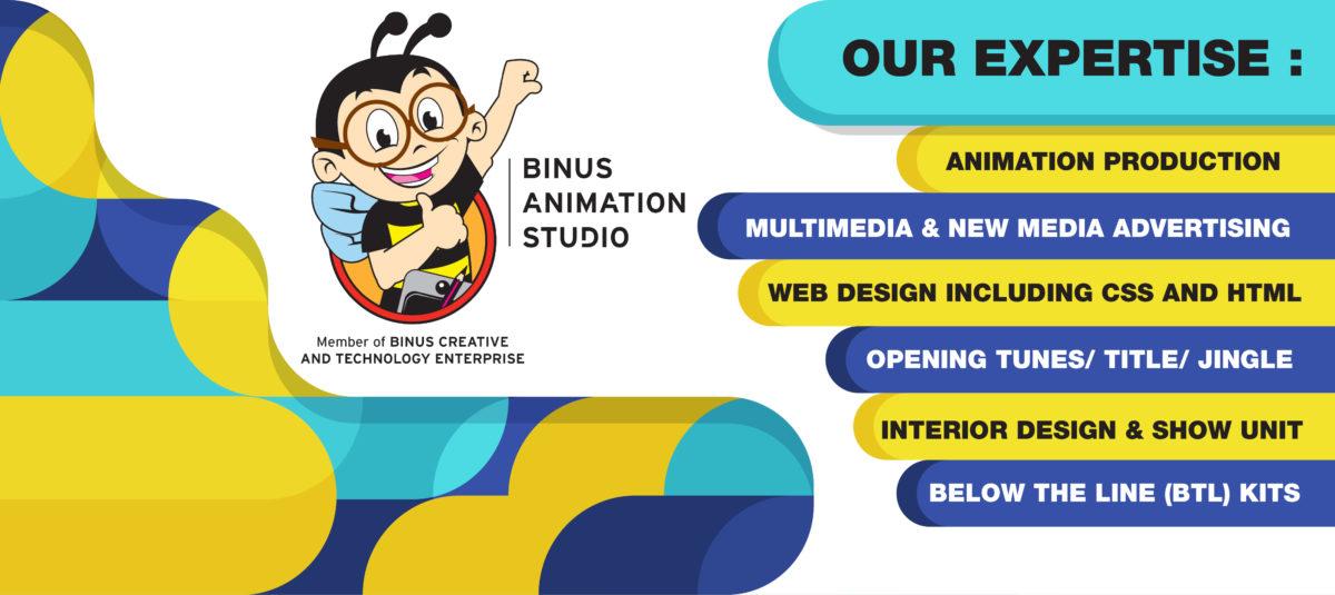 BINUS Animation Studio