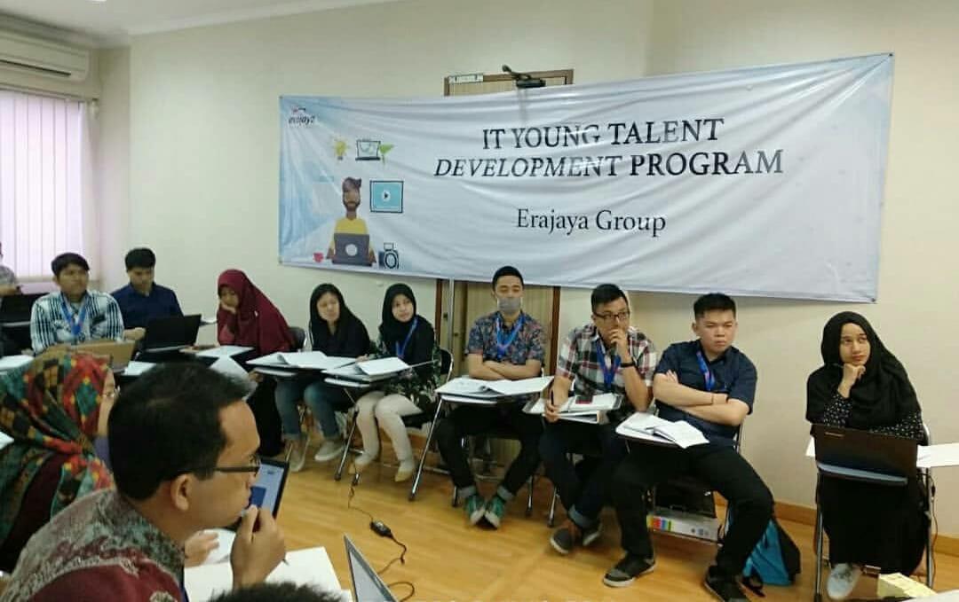 ERAJAYA INFORMATION TECHNOLOGY (IT) YOUNG DEVELOPMENT PROGRAM